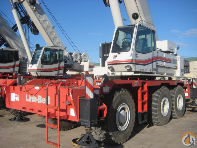 Link-Belt RTC-80100 SII
