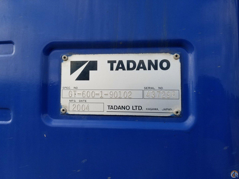 Tadano TT-600XL