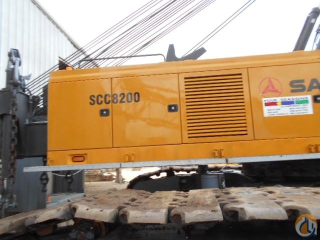 Sany SCC8200