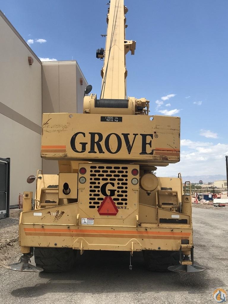 Grove RT870