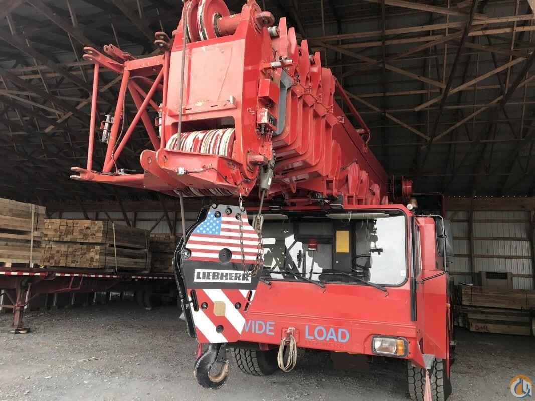 Liebherr LTM 1150-1
