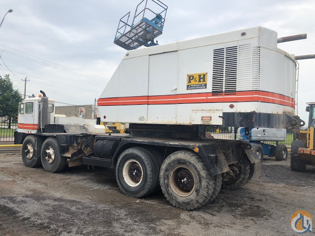 P&H 9125-TC