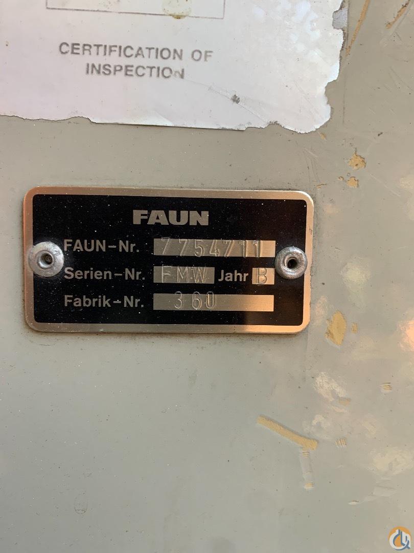 Tadano ATF 650XL