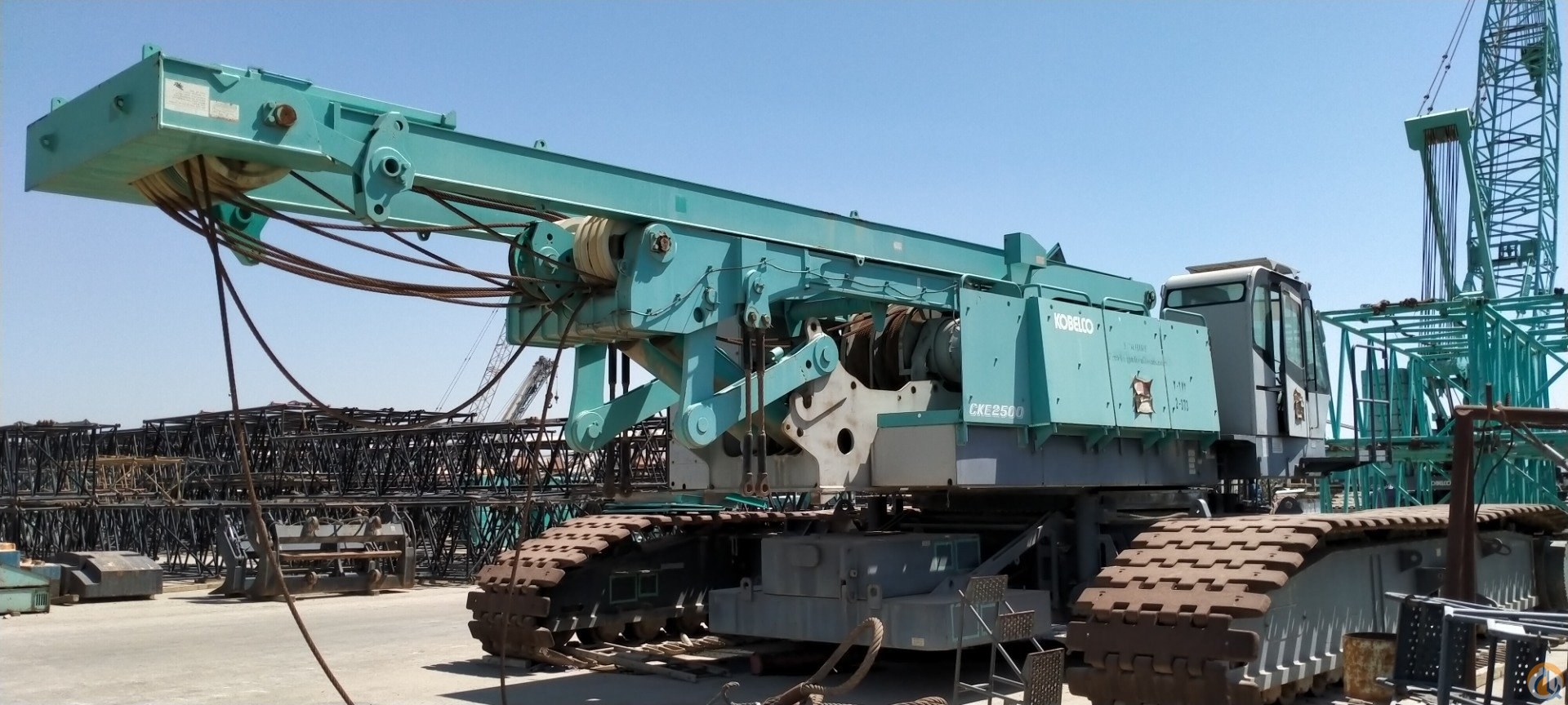 Kobelco CKE2500-2