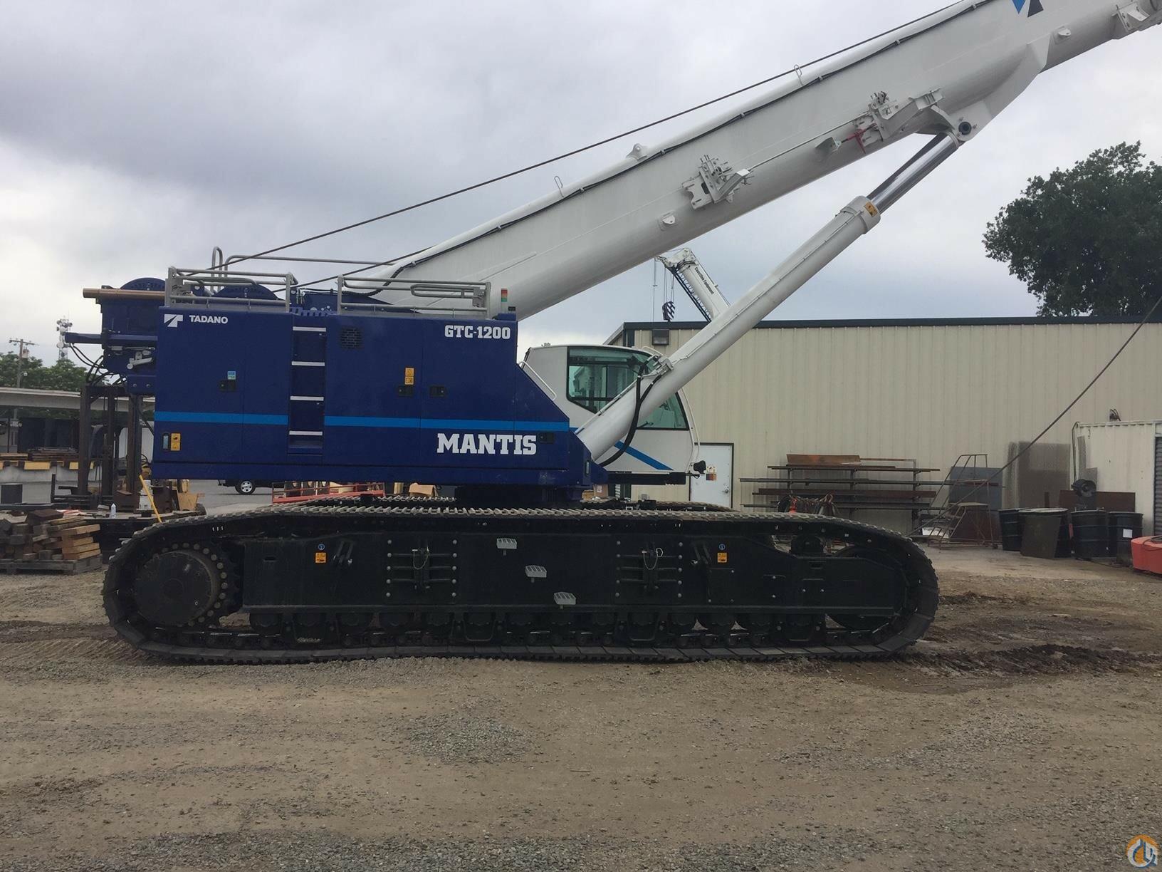 Tadano Mantis GTC-1200