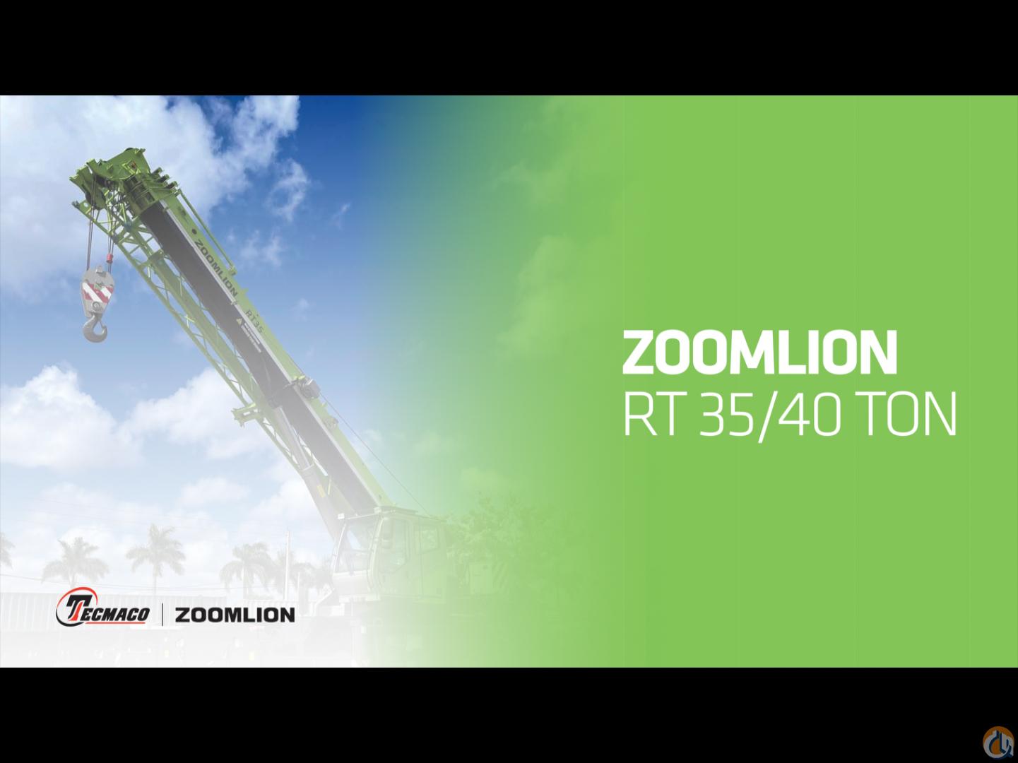 Zoomlion RT35/40