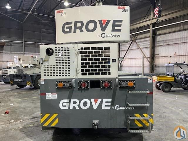 Grove GCD25