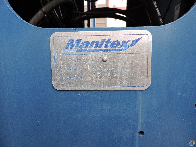 Manitex 2892C
