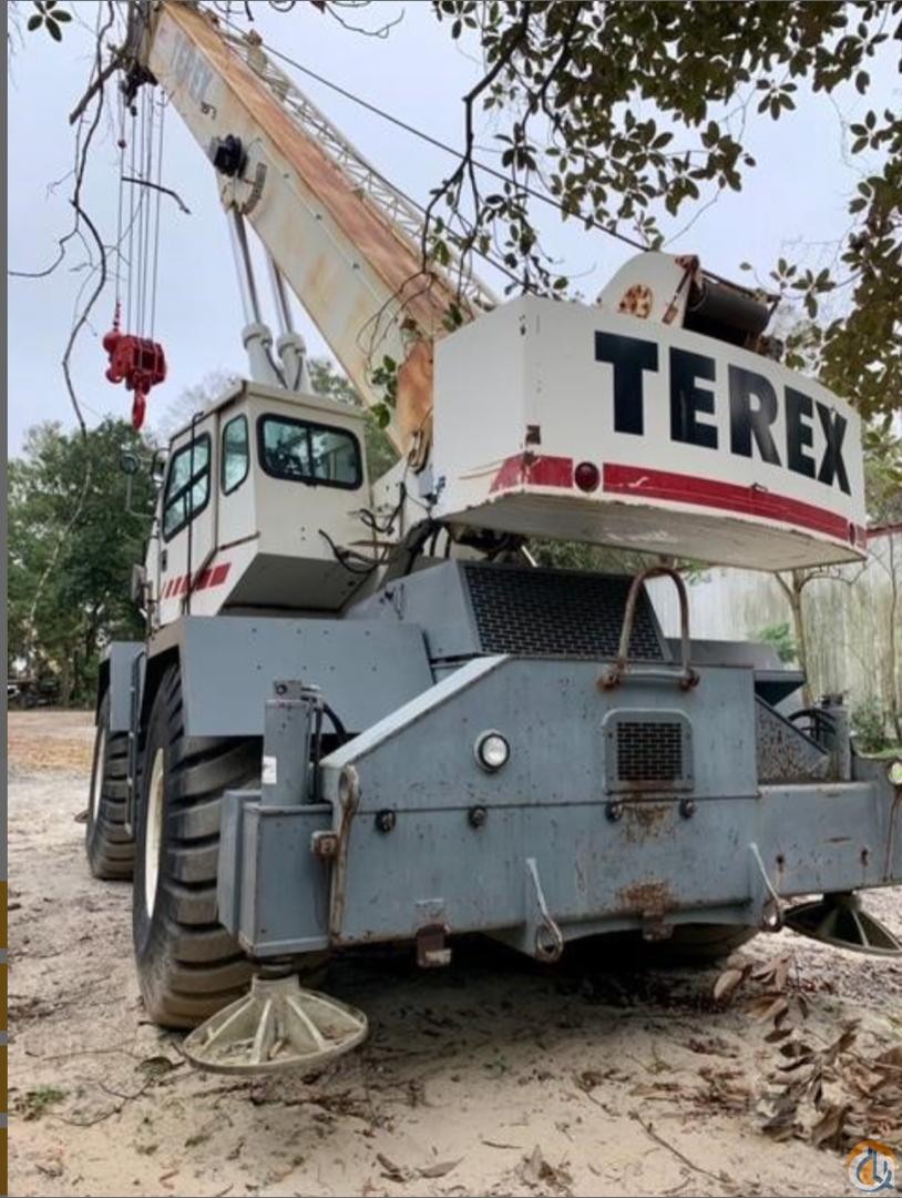 Terex RT 160