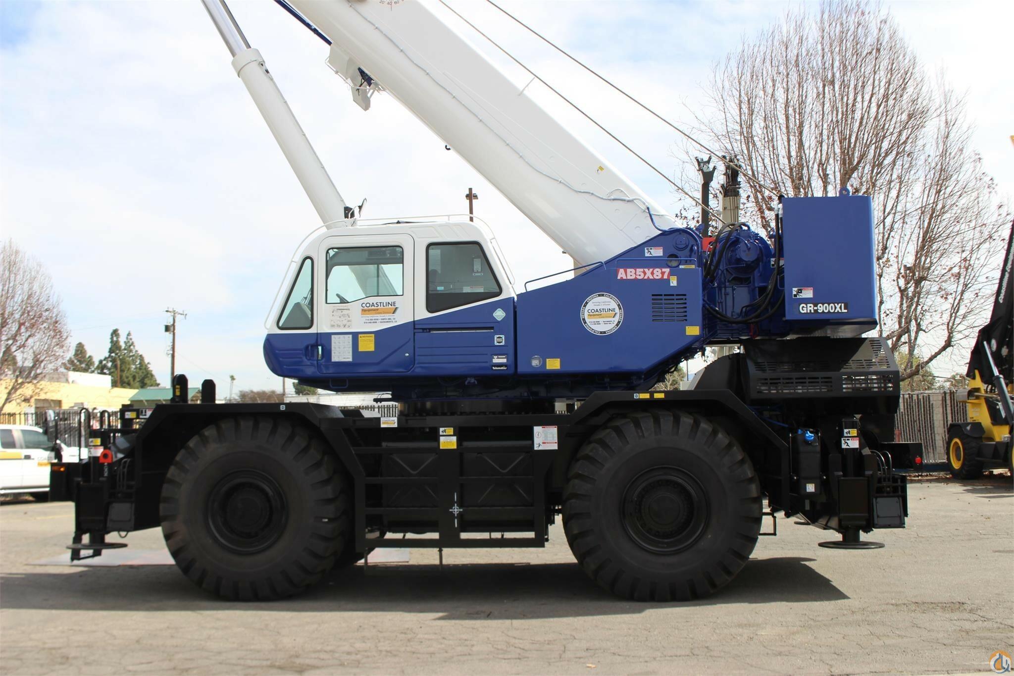 Tadano GR-900XL