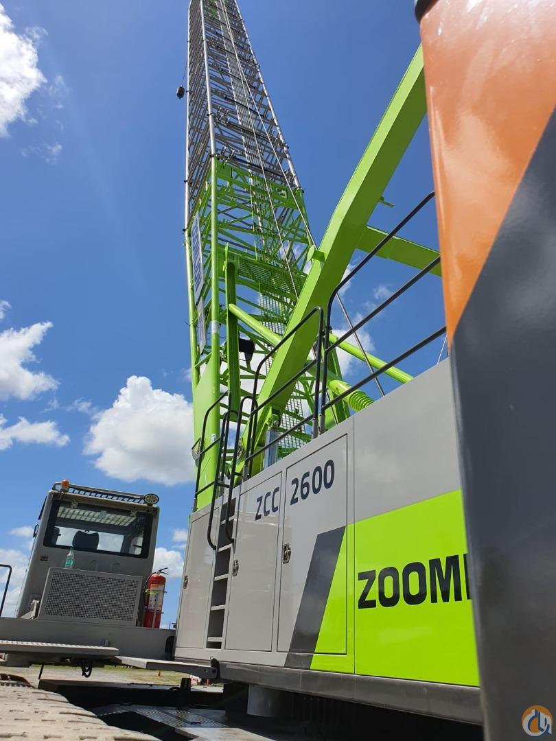 Zoomlion ZCC2600