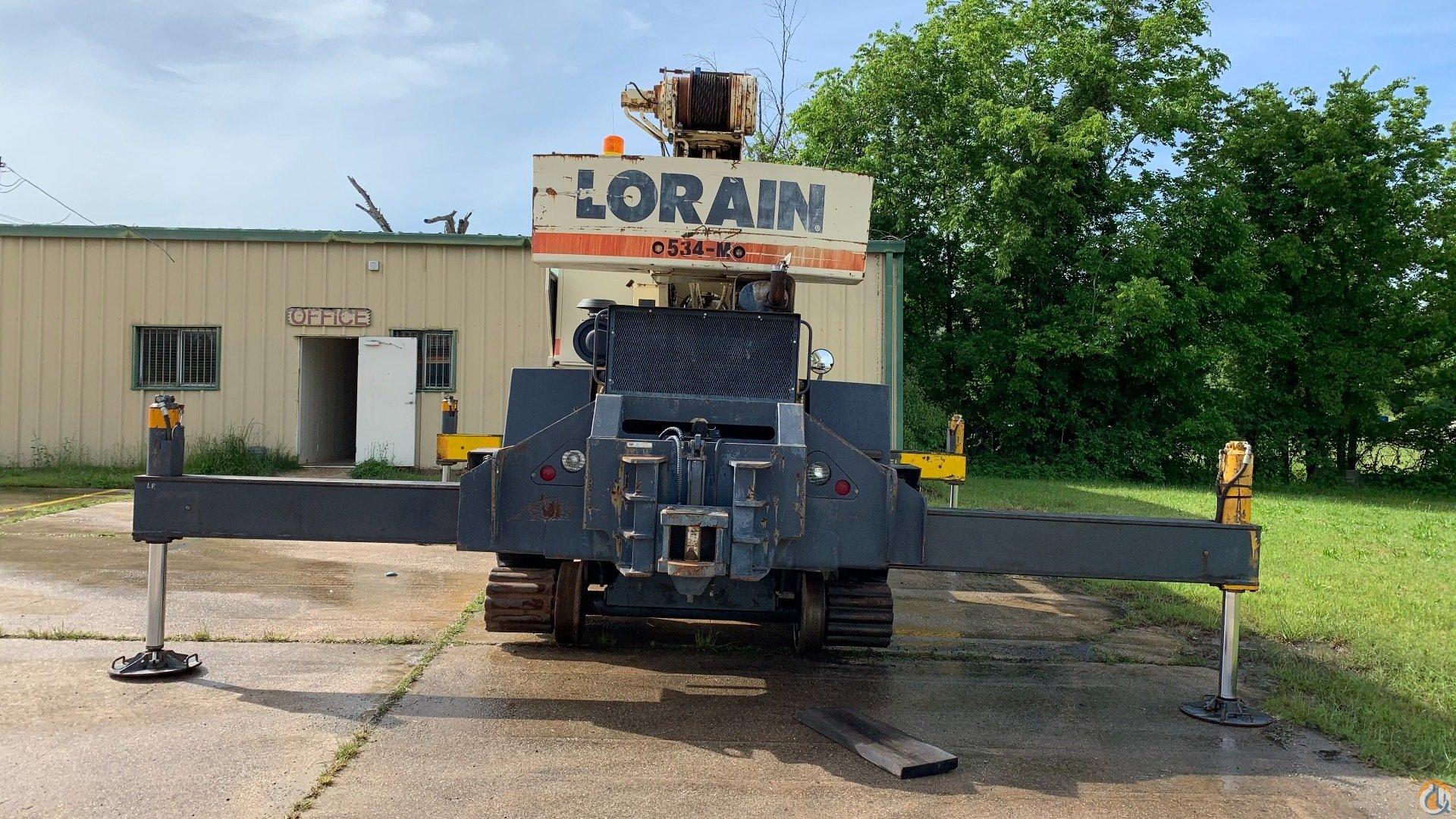 Lorain LRT 230E