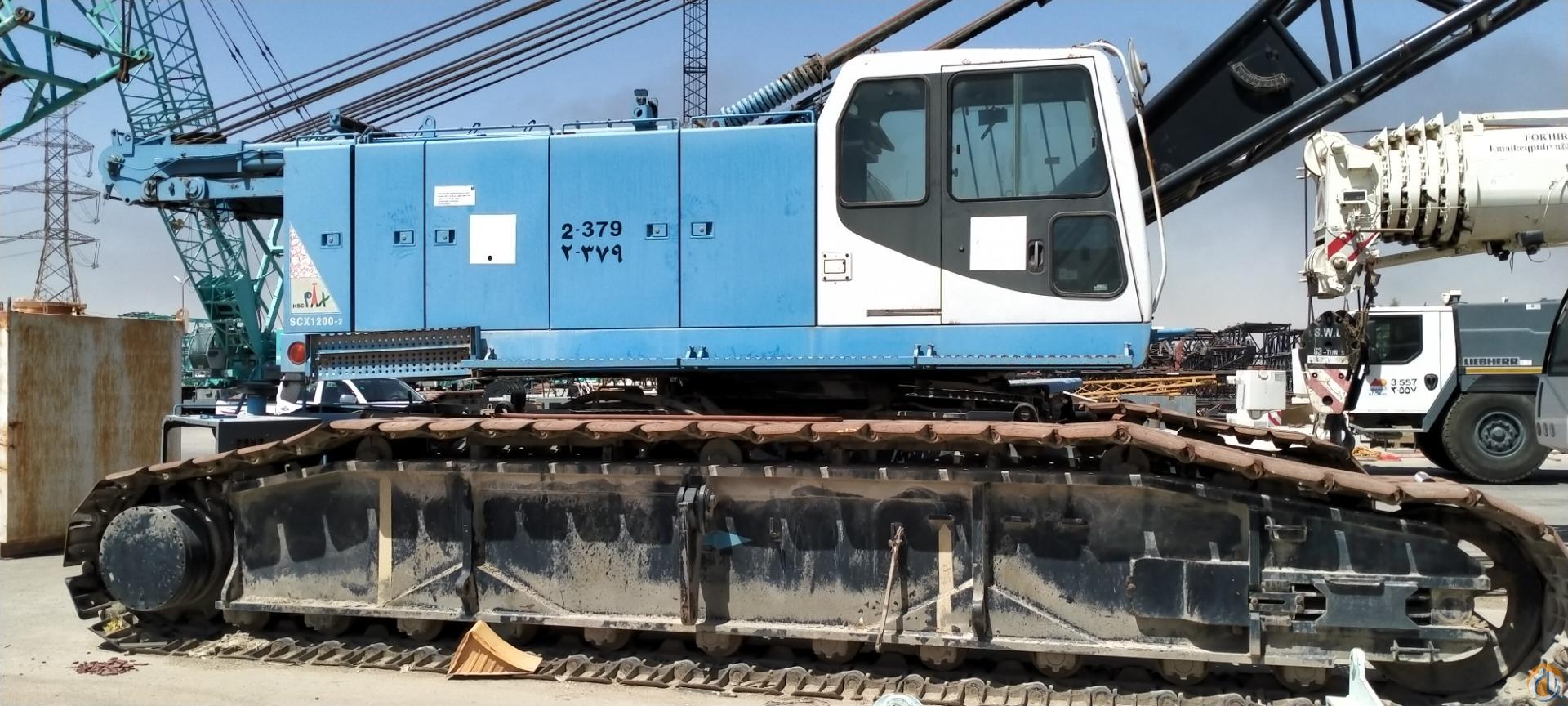 Hitachi SCX1200-2