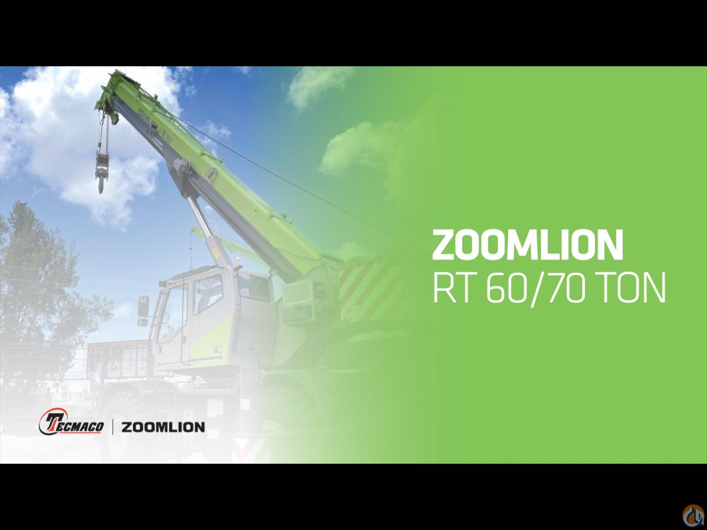Zoomlion RT60