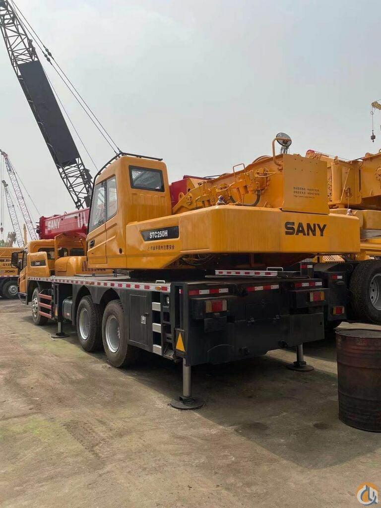 Sany STC250H