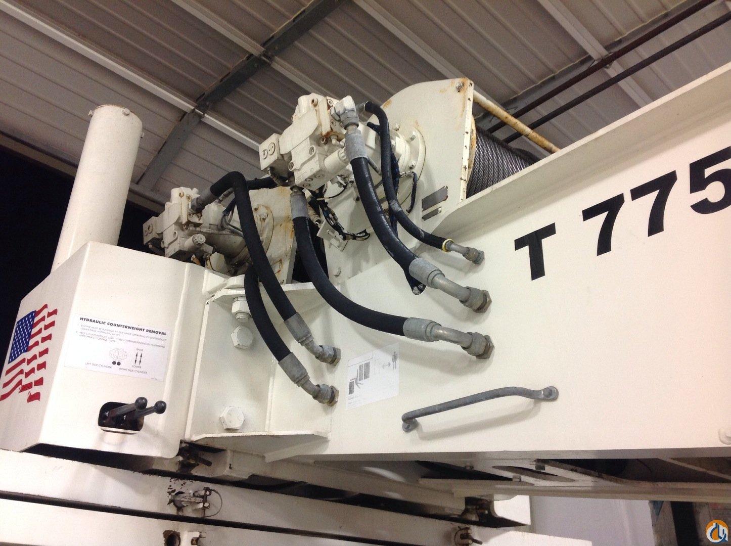 Terex T 775