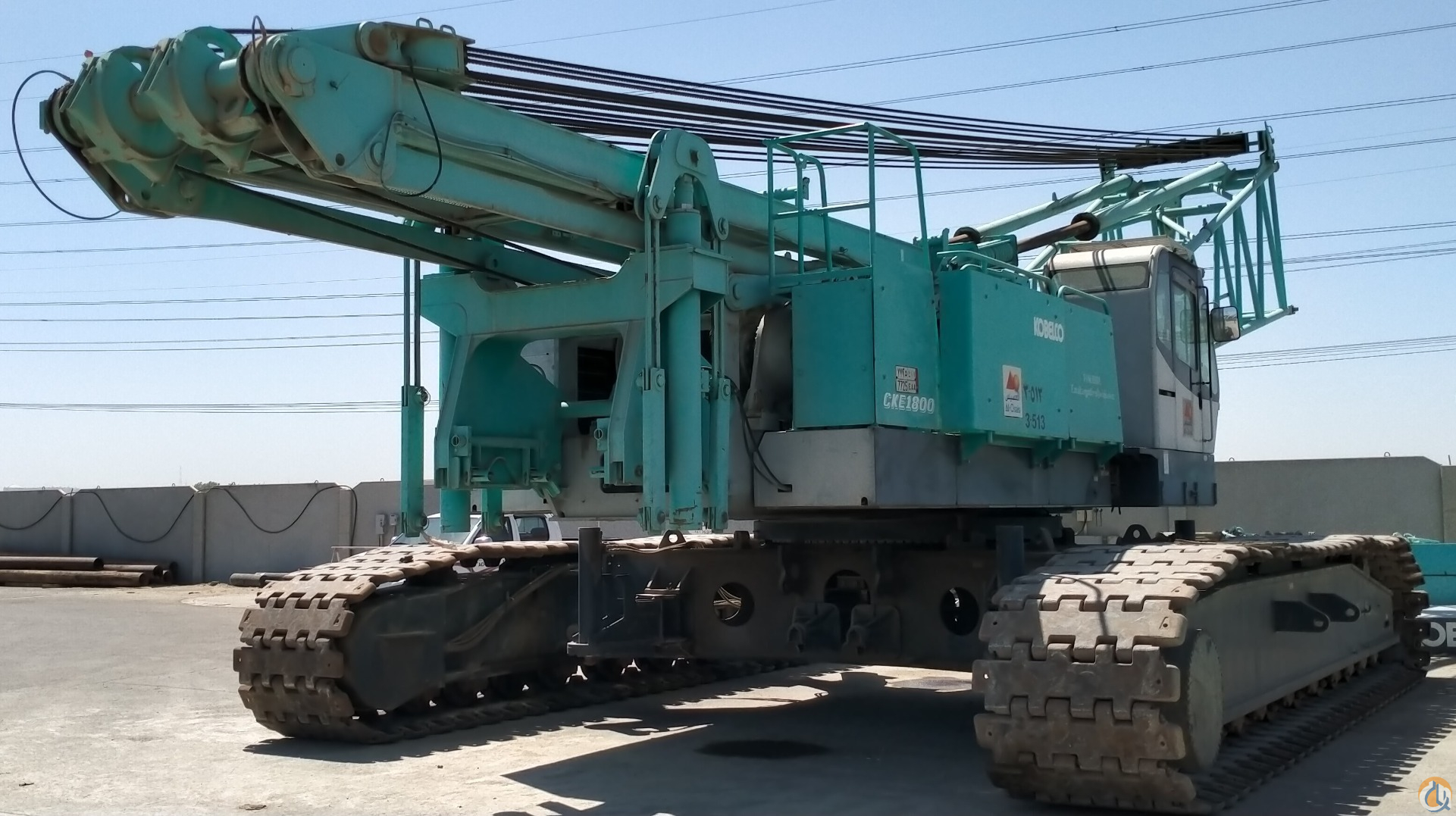 Kobelco CKE1800