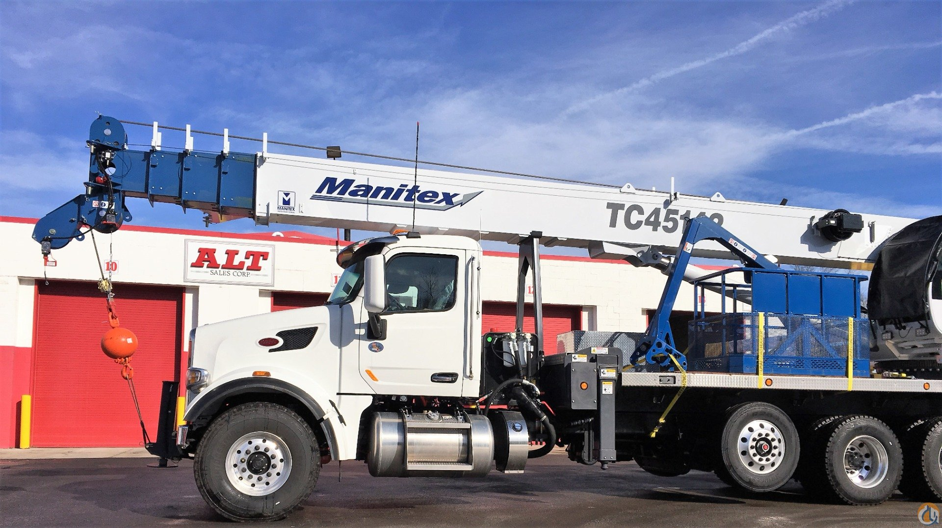 Manitex TC45142