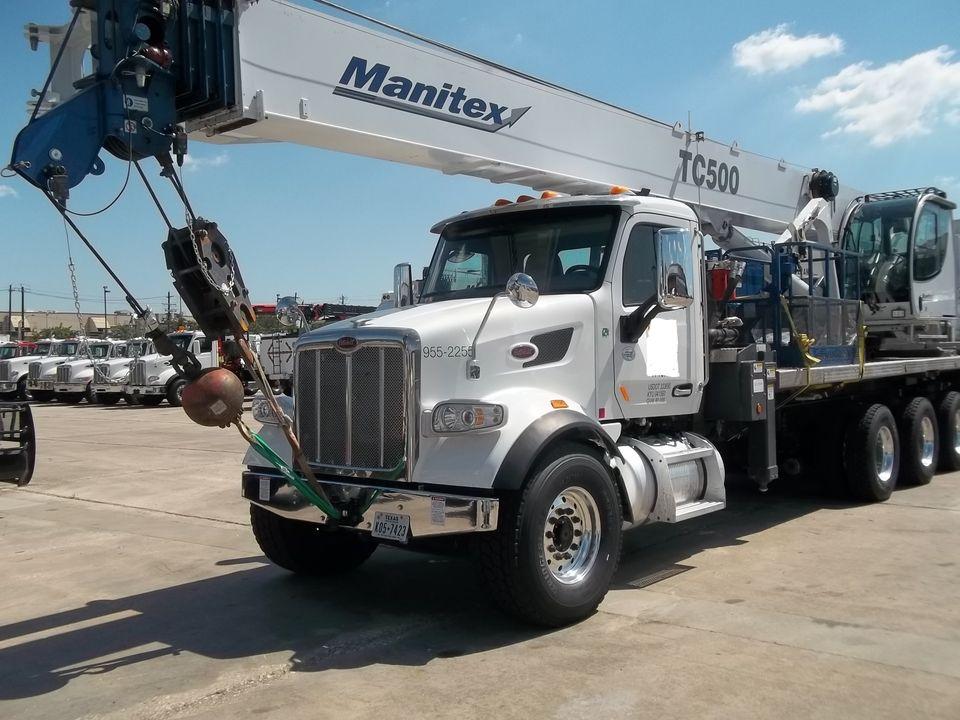 Manitex TC50155HL