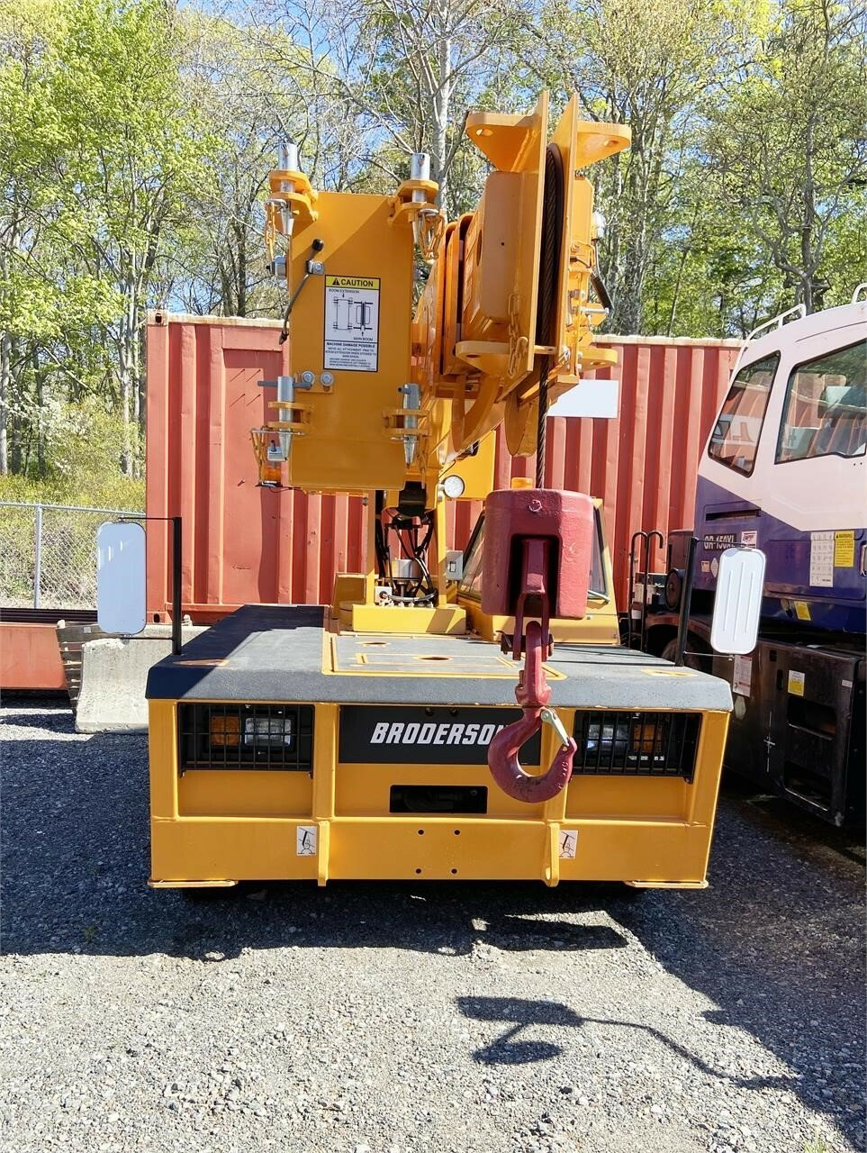Broderson IC-80-3L