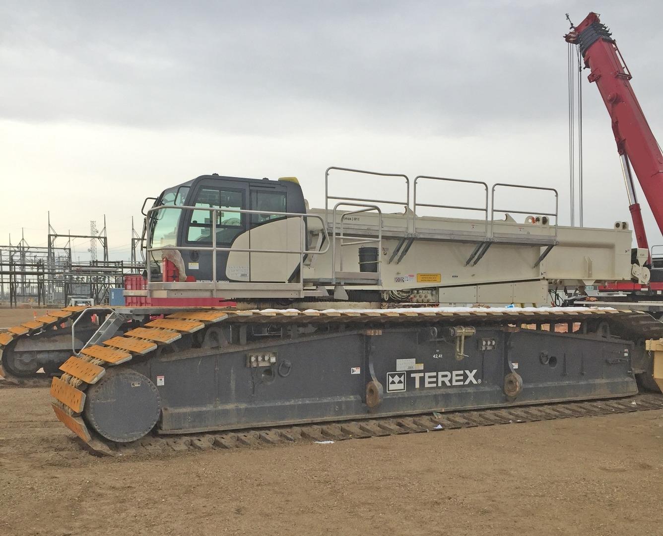 Terex-Demag Superlift 3800
