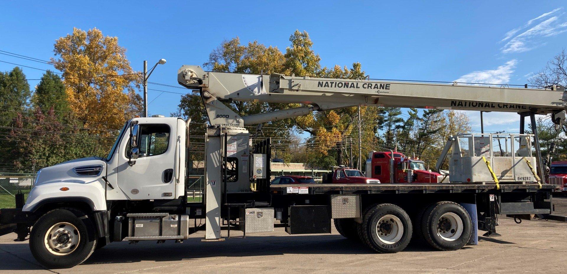 National 8100D