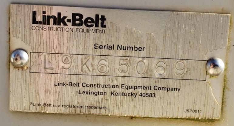 Link-Belt 348 H-5