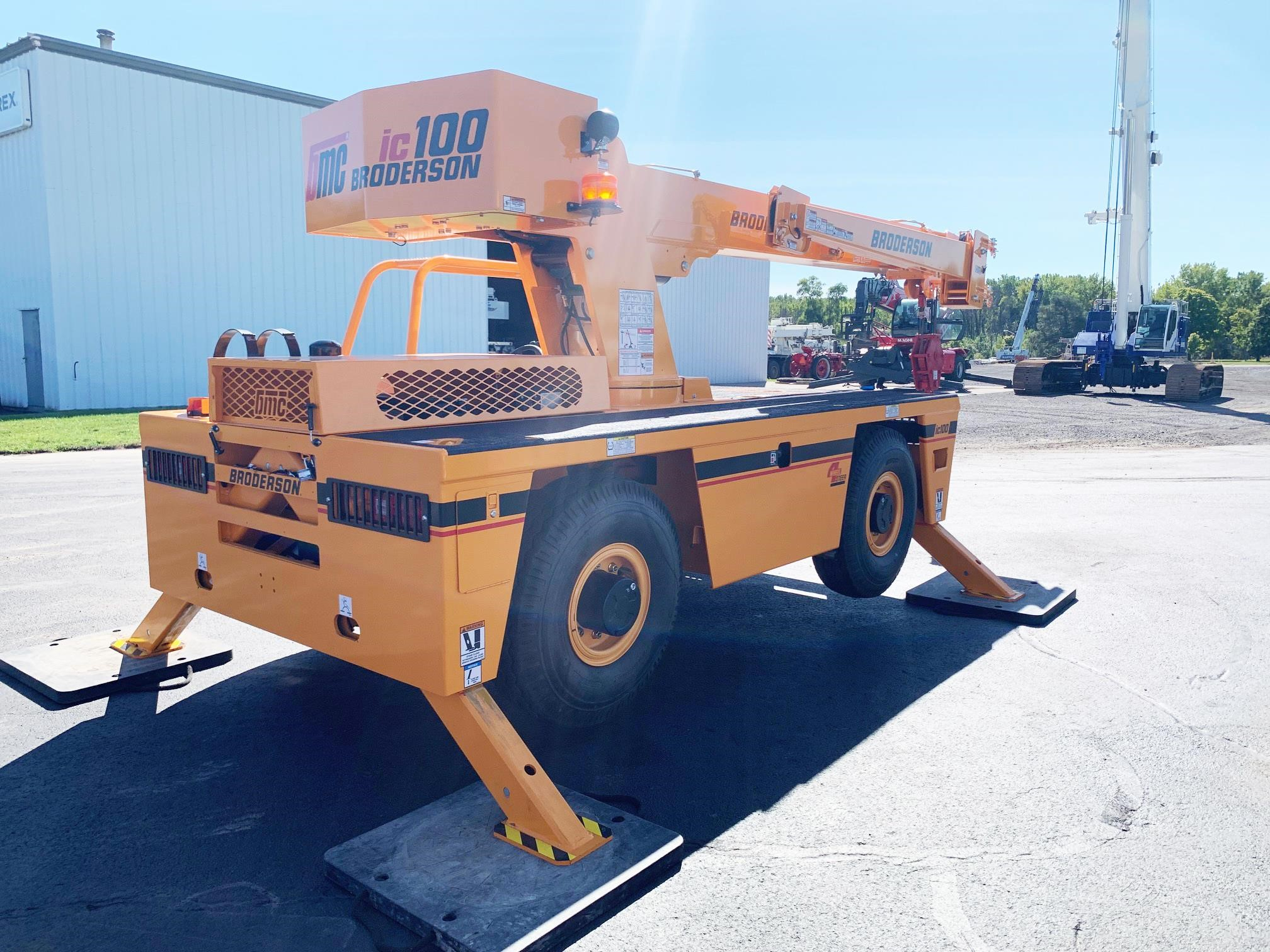 Broderson IC-100-A