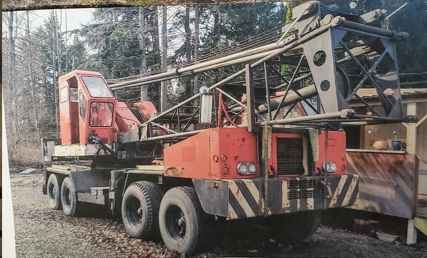 P&H 435-TC