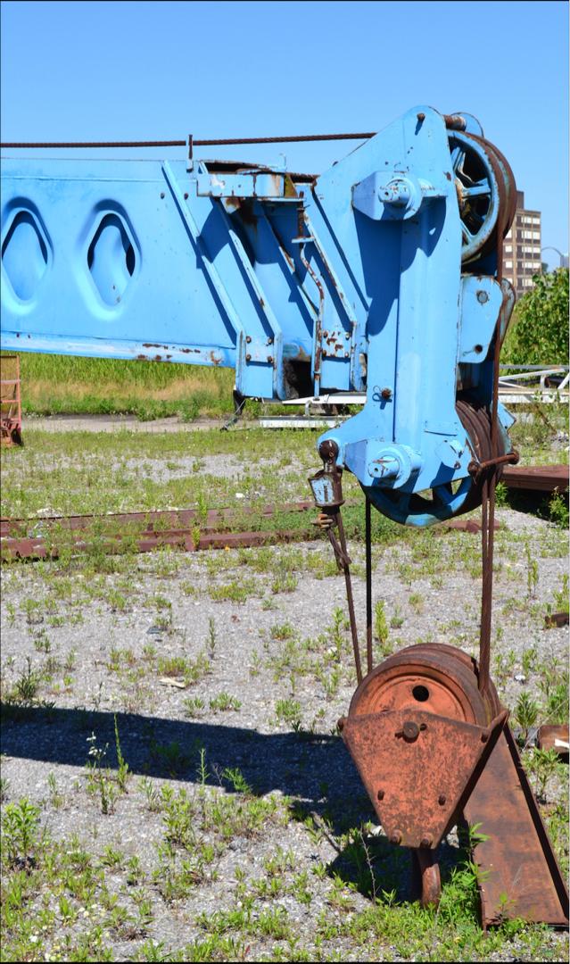 Link-Belt HSP-8055