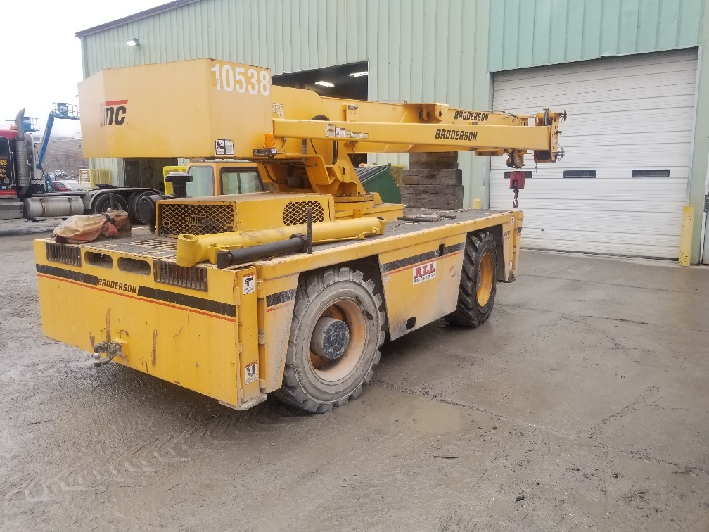 Broderson IC-250