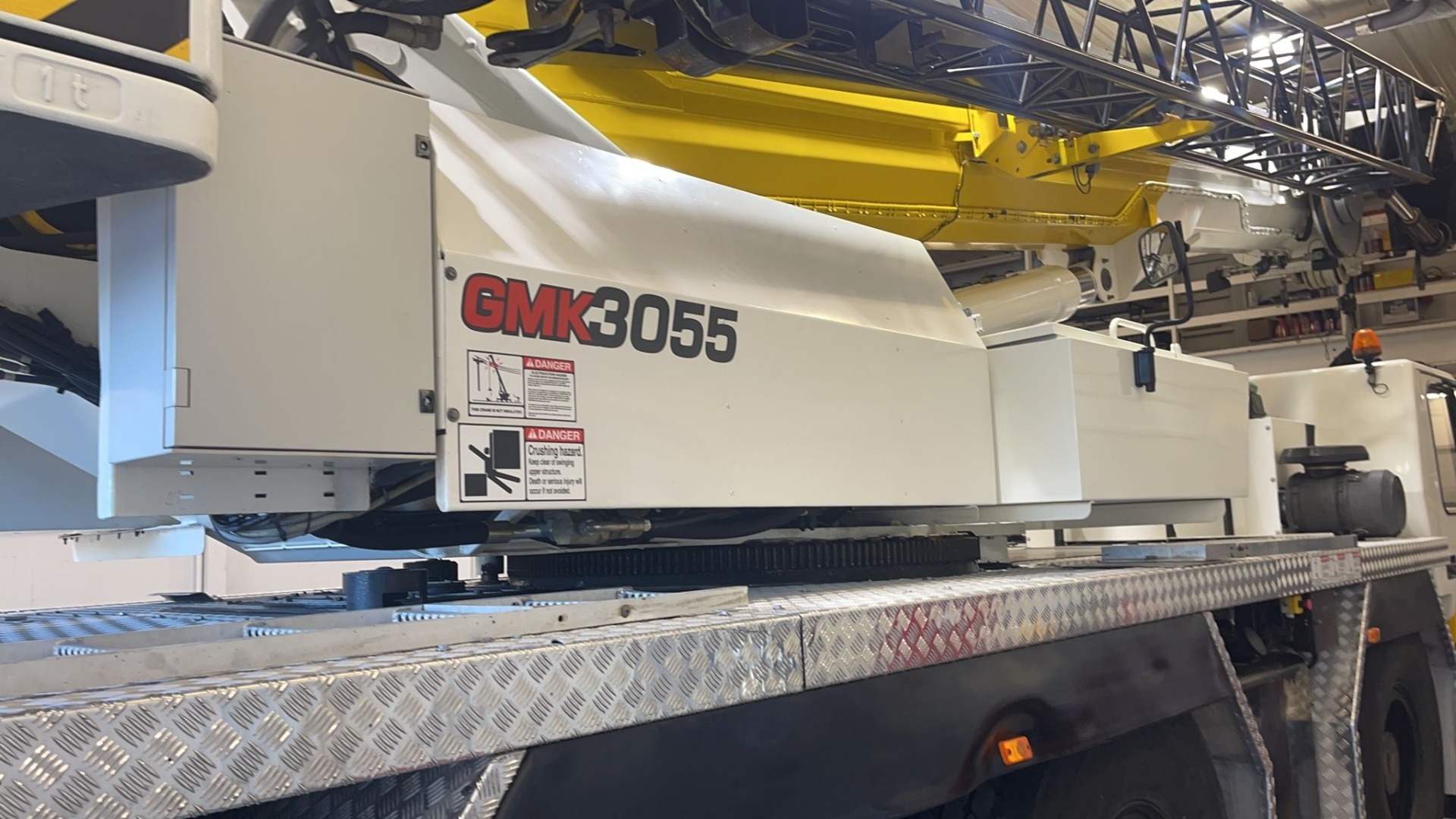 Grove GMK3055