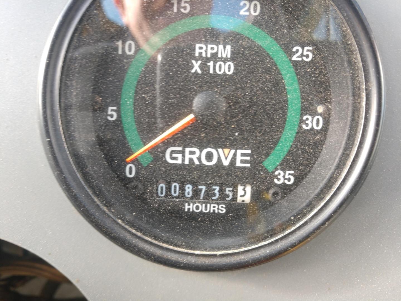 Grove RT540E