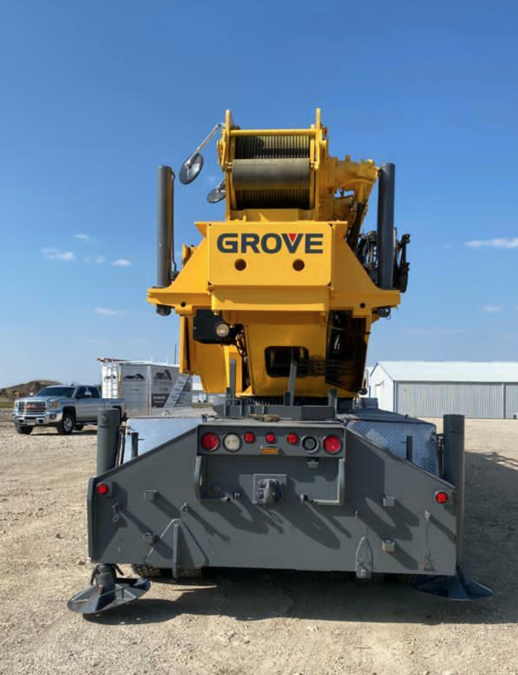 Grove TMS700E