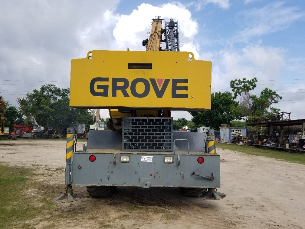 Grove RT650E